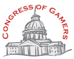 Congress Of Gamers Logo